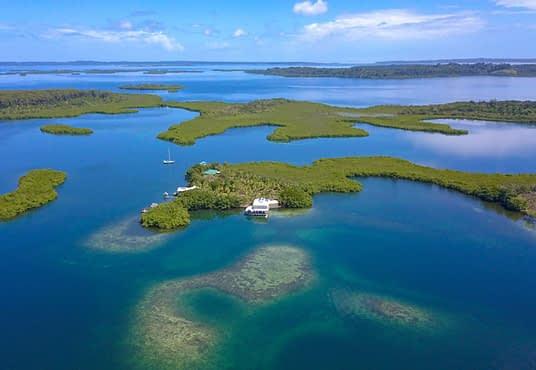 An Over the Water Villa in Bocas del Toro