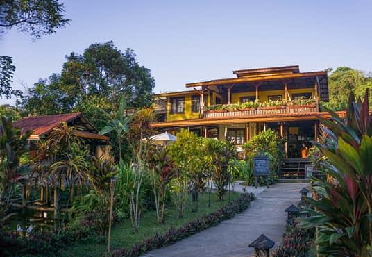 The Boutique Beach Hotel and Yoga Retreat on Isla Colon